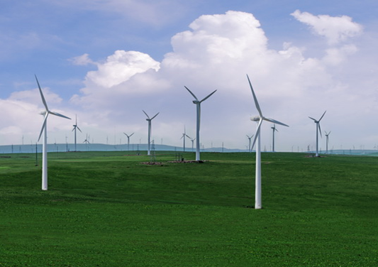 Overview of Chinese Wind Power Industry